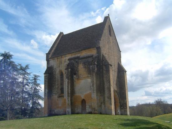 La chapelle du Cheylard (XIVe)