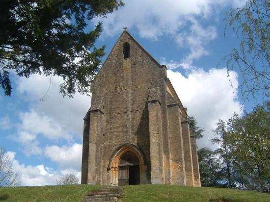 La chapelle du Cheylard(XIVe)