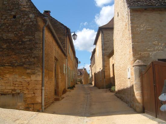 La rue du Haut-Barry